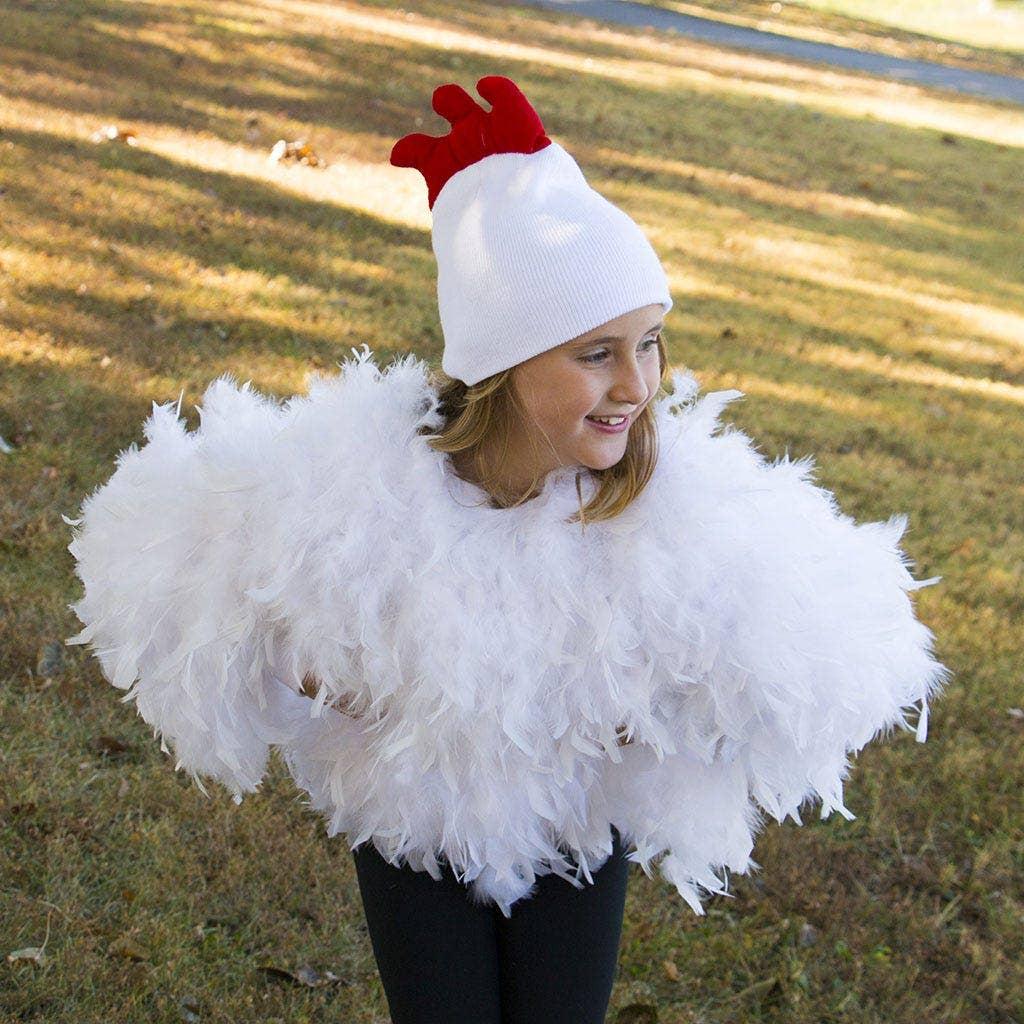 Feather Chicken Costume